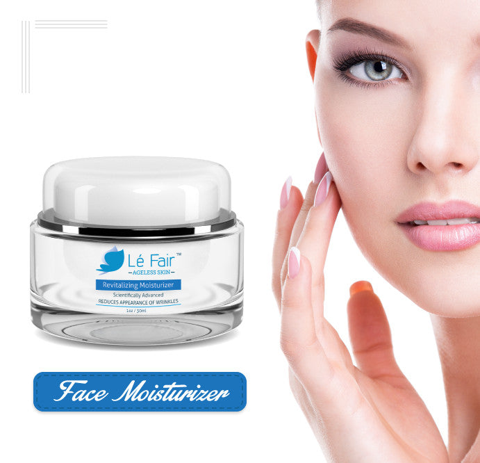 Le Fair Face Moisturizer