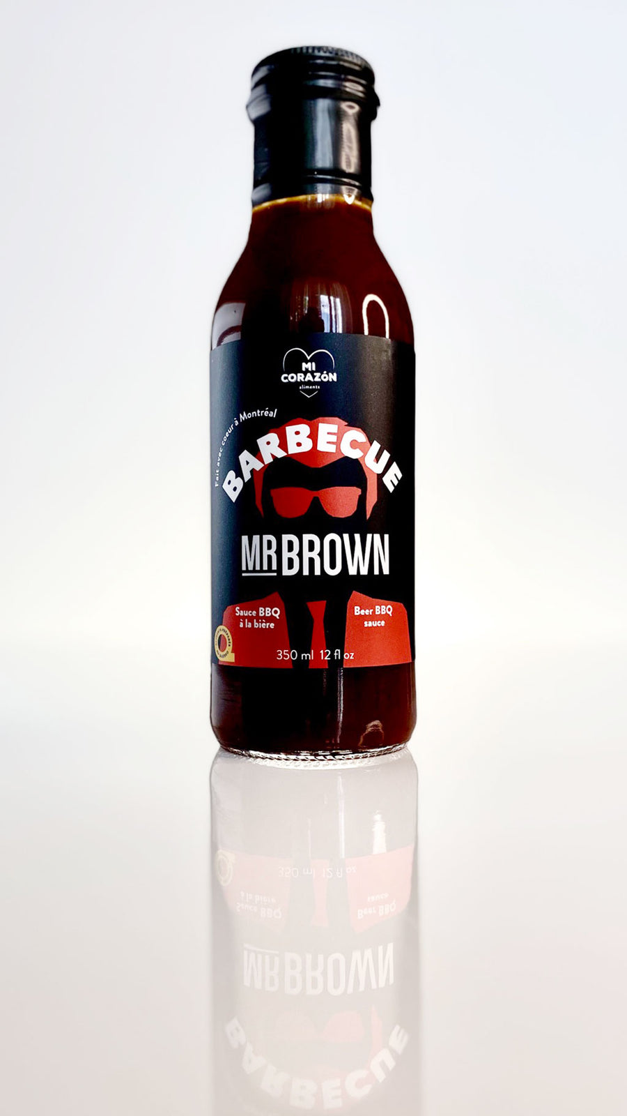 Sauce BBQ à la bière | Mr Brown