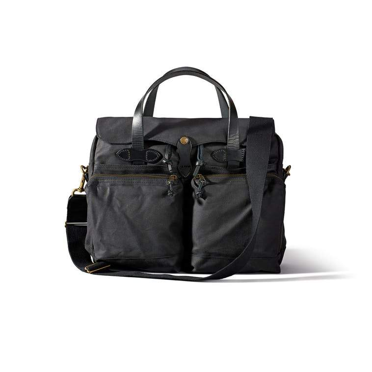 24-Hour Tin Briefcase Black-Filson-MILWORKS