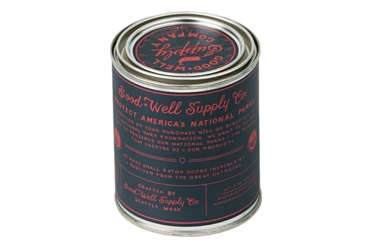 Acadia Candle - Sea Salt Dunes + Driftwood-Good & Well Supply Co.-MILWORKS