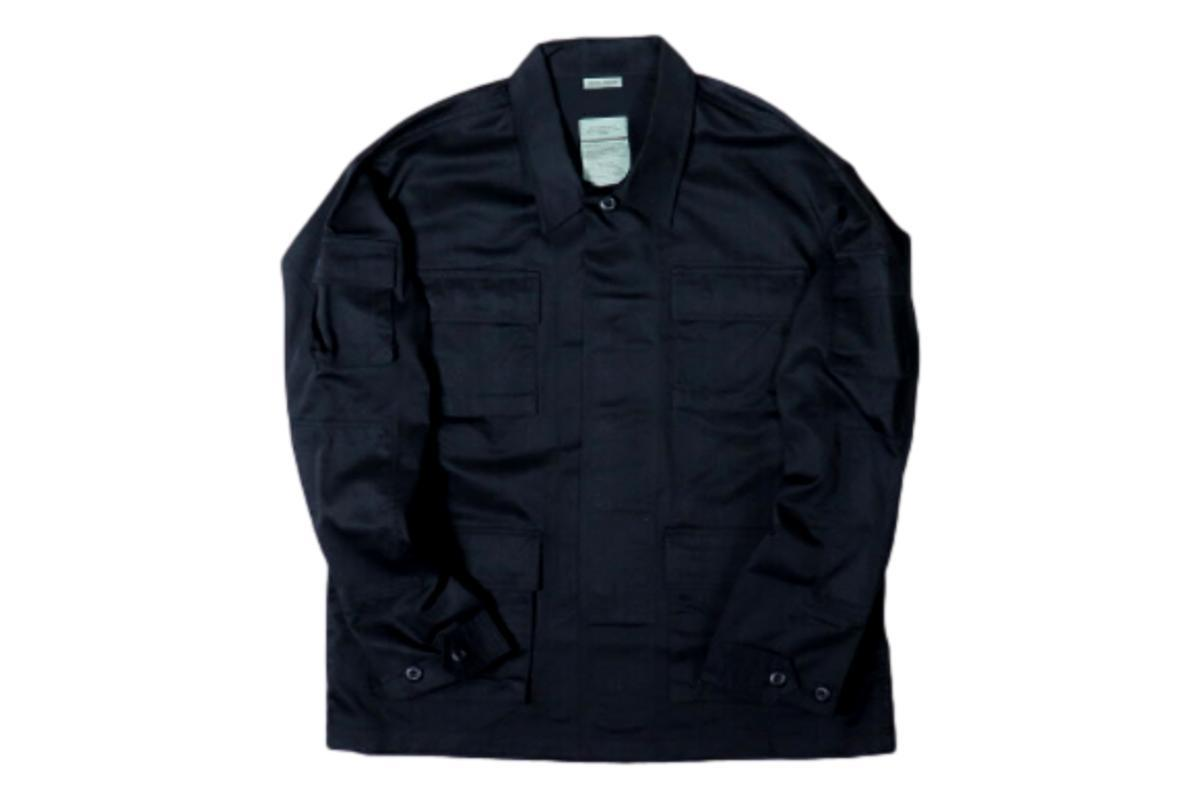 B.D. Jacket Black-Milworks-MILWORKS