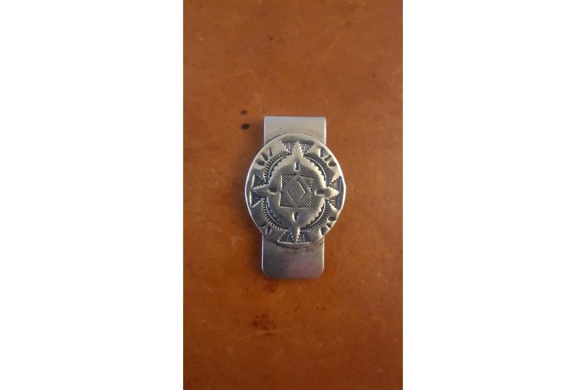 Concho Money Clip-Yuketen-MILWORKS