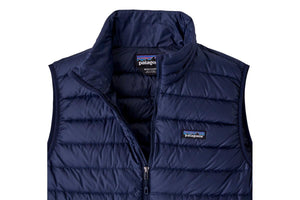 Down Sweater Vest Classic Navy-Patagonia-MILWORKS