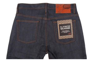 Easy Guy 11oz Stretch Selvedge-Naked & Famous Denim-MILWORKS