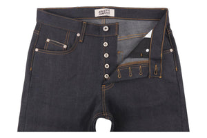Easy Guy Deep Indigo Stretch Selvedge-Naked & Famous Denim-MILWORKS