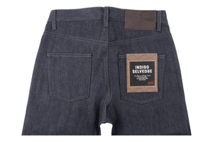 Naked & Famous Denim Easy Guy Indigo Selvedge