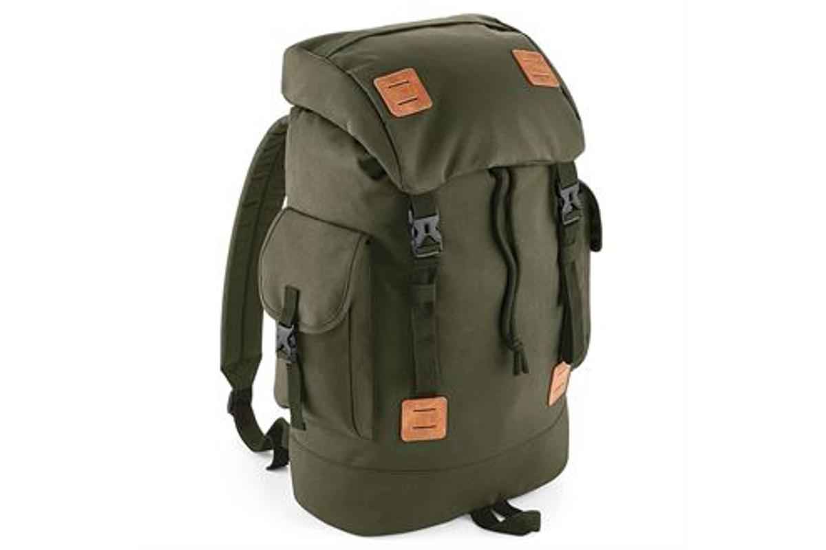 Explorer Backpack Military Green-Milworks-MILWORKS