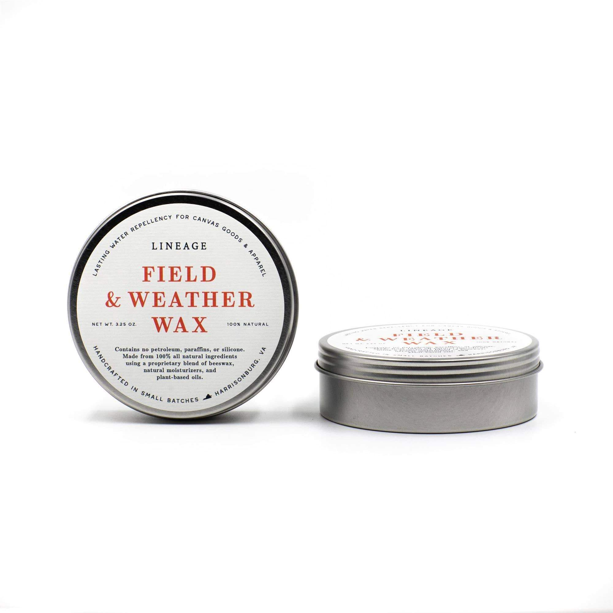 Field & Weather Wax-Lineage-MILWORKS