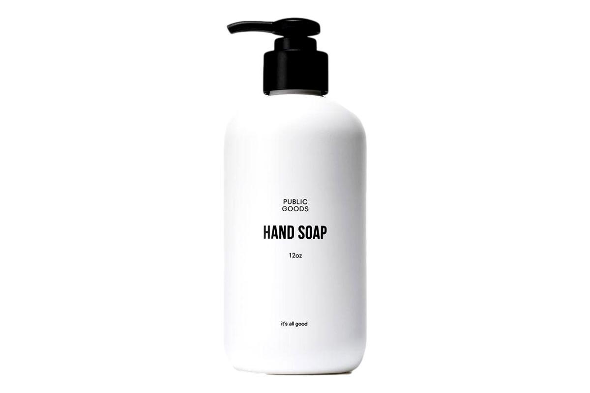 Hand Soap 12 fl oz-Public Goods-MILWORKS