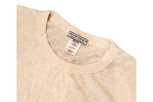 Hemp Crew Tee Natural-Milworks-MILWORKS