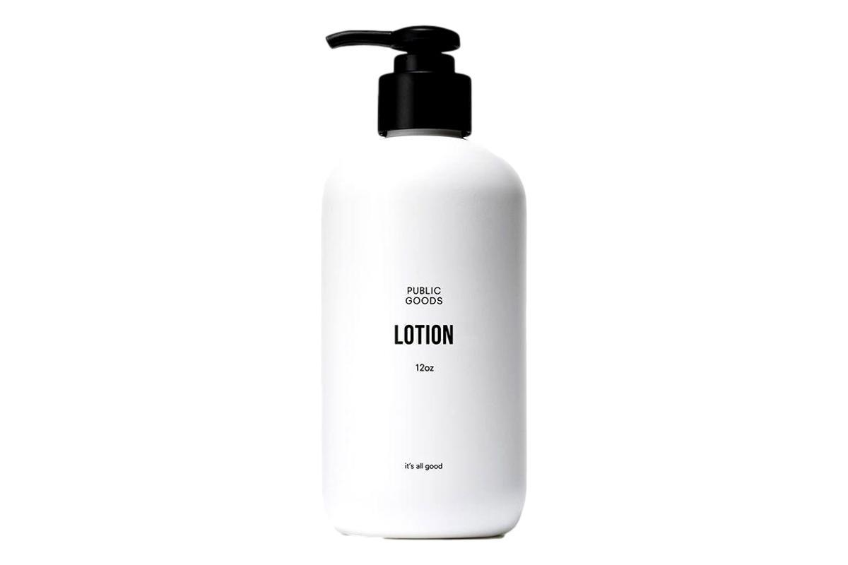Lotion 12 fl oz-Public Goods-MILWORKS
