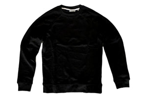 Milworks Marl Sweatshirt Black