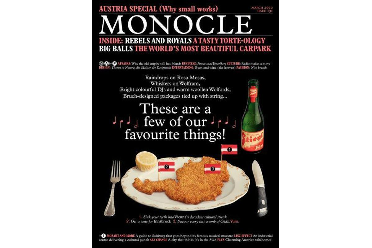 Monocle Monocle Magazine Issue 131 March 2020