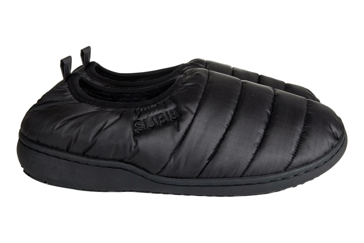 Packable Slippers Gloss Black-Subu-MILWORKS