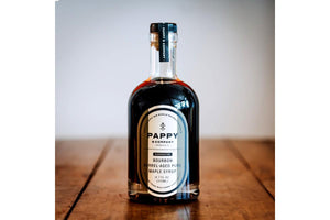 Pappy Van Winkle Bourbon Barrel-Aged Pure Maple Syrup-Pappy & Company-MILWORKS