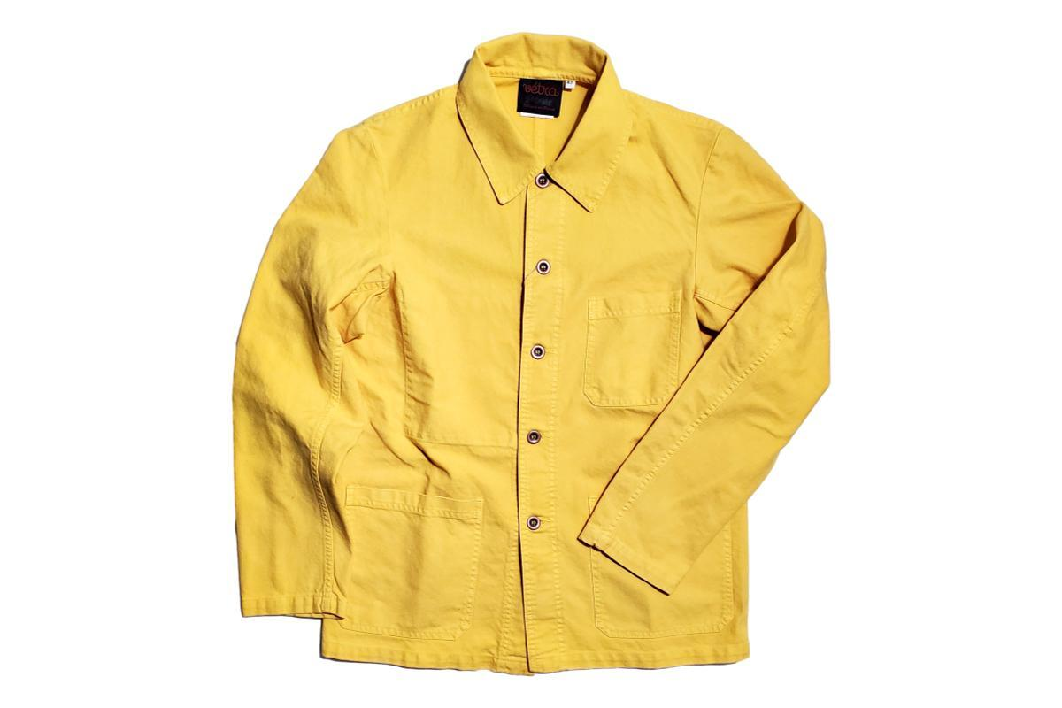 Pineapple Chore Coat-Vetra-MILWORKS