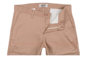 Slim Chino Beige Stretch Twill-Naked & Famous Denim-MILWORKS