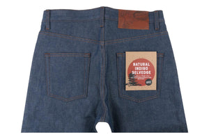 Naked & Famous Denim Super Guy Natural Indigo Selvedge