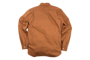Utility Shirt Tobacco-Freenote Cloth-MILWORKS