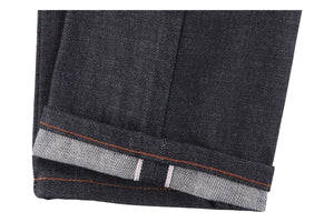 Weird Guy Deep Indigo Selvedge-Naked & Famous Denim-MILWORKS