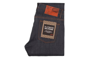 Weird Guy Nightshade Stretch Selvedge-Naked & Famous Denim-MILWORKS