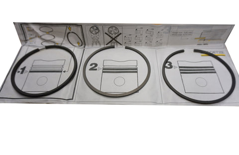 Piston Ring Set per Piston