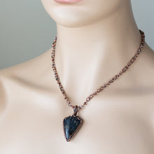 Load image into Gallery viewer, Handcrafted Copper Necklace - Bigger Link Chain - CookOnStrike