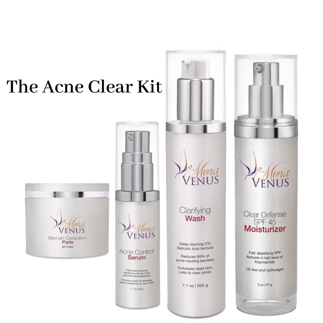 The Acne Clear Kit