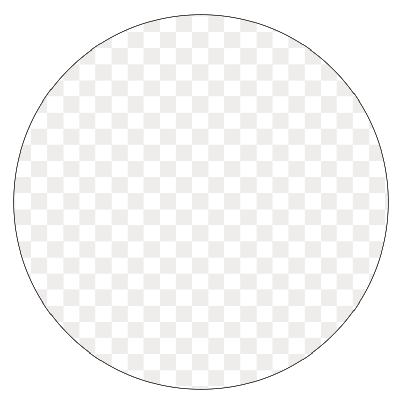 Round - Clear Waterproof Vinyl - Printed Labels & Stickers - StickerShop