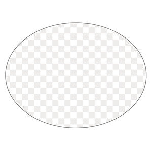 Oval Labels