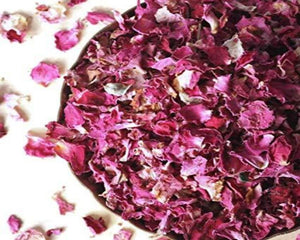 Powdered Rose Petals
