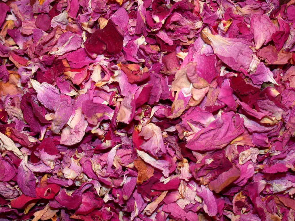 Chili Rose Mud Ingredients