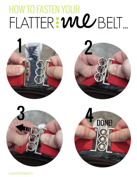 flatter-me-belts-buckle-how-to