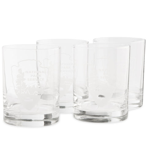 Arrowhead Beverage Glass Set