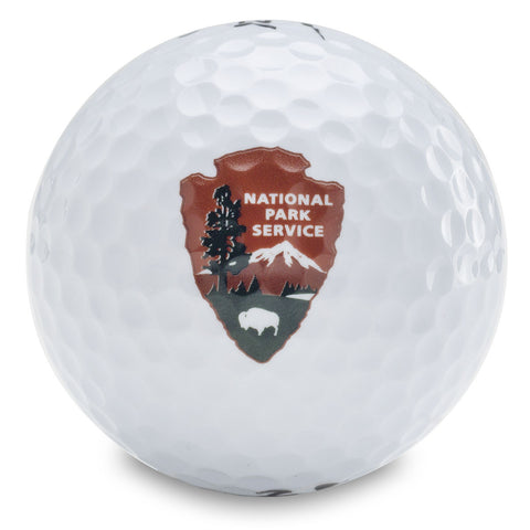 Arrowhead Nike NDX Heat Golf Balls