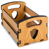 Arrowhead Wood Crate