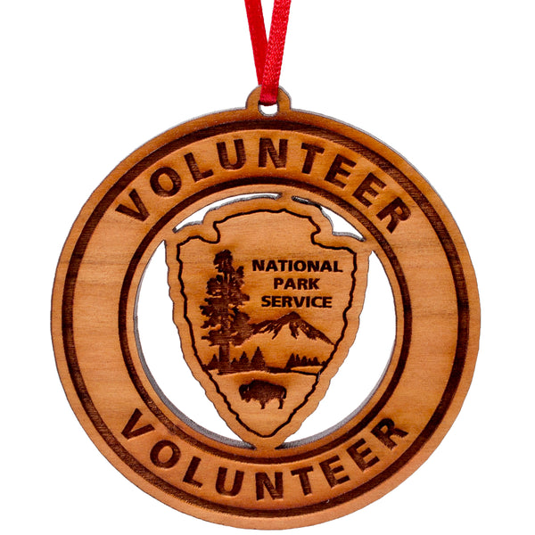 Arrowhead VIP Wood Ornament