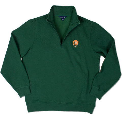 Arrowhead 1/4 Zip Sweatshirt