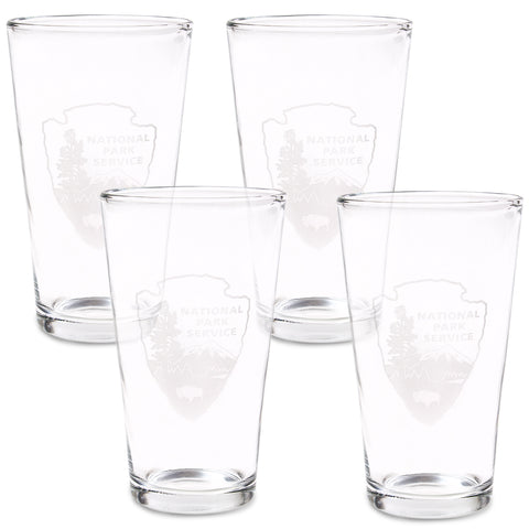 Arrowhead Pint Glass Set