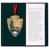 ARROWHEAD NPS ORNAMENT