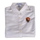 Arrowhead Oxford Men's White Dress Shirt