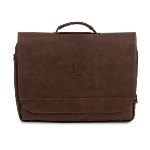 Arrowhead Leather Briefcase