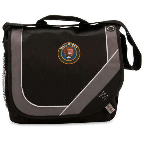 VIP Messenger Bag w/ Velcro