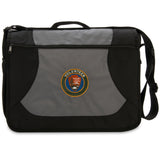VIP Messenger Bag w/Zipper