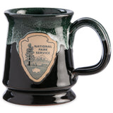 Arrowhead Footed Mug