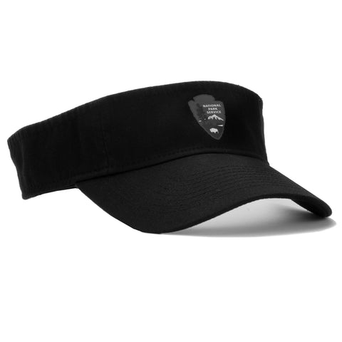 Arrowhead Black Visor