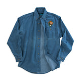 Arrowhead Men's Denim Shirt