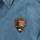 Arrowhead Ladies Denim Shirt