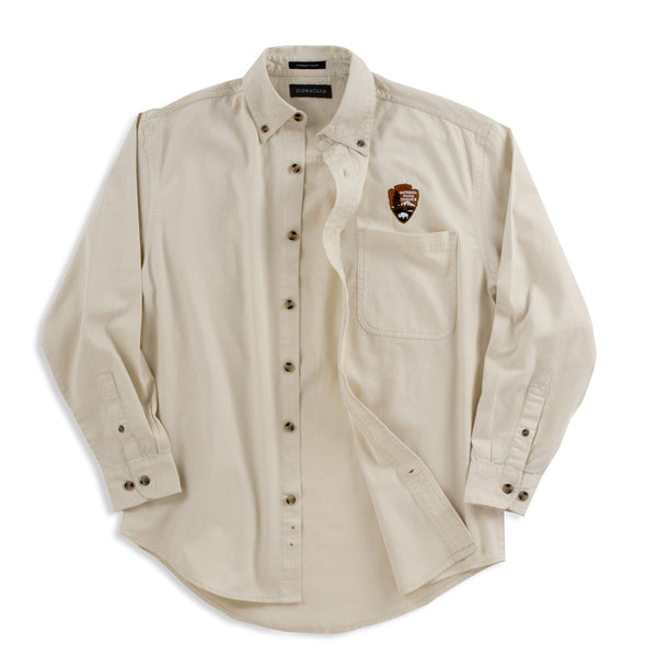 Arrowhead Men's Khaki Shirt