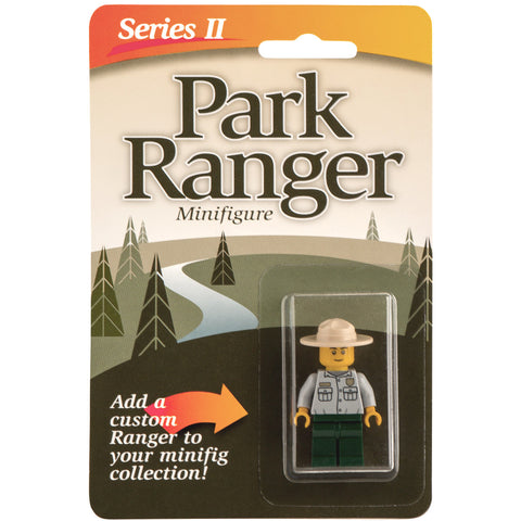 Park Ranger Minifigure James Series II